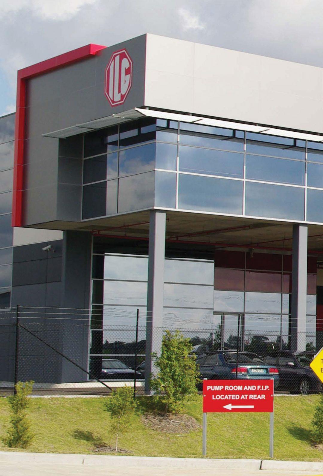 ILG Distribution Centre, Erskine Park
