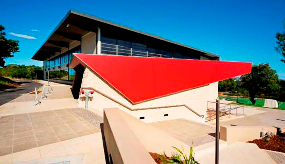 Marie-Bashir-Mosman-Sports-Centre
