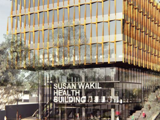 Susan Wakil Building, Sydney University