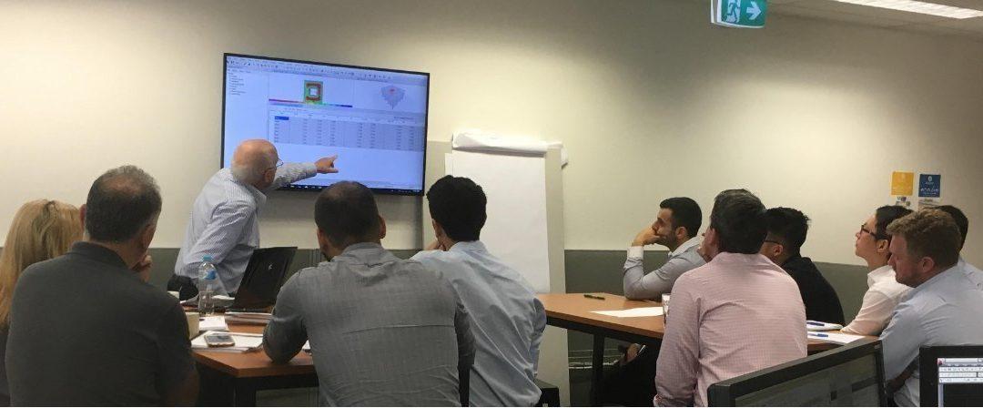 ETABS Training Session